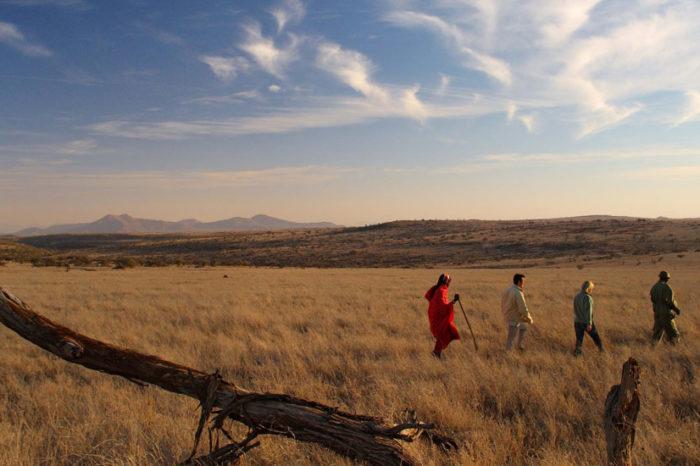 Ma Famille au Pays des Masaïs <br/> <span style='font-size:20px;'>Kenya</span>