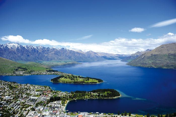 Trésors de Nouvelle-Zélande <br/> <span style='font-size:20px;'>Nouvelle-Zélande</span>