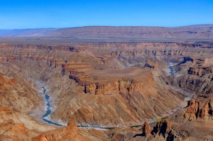 Fish River Canyon <br/> <span style='font-size:20px;'>Namibie</span>