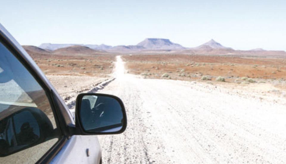 Comment circuler en Namibie