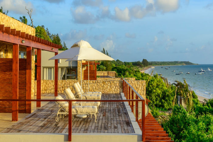 Bahia Mar Boutique Hotel 4* <br/> <span style='font-size:20px;'>Mozambique</span>