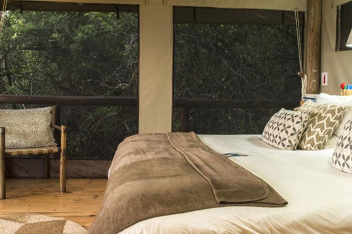 Rocktail Beach Camp 3* Sup <br/> <span style='font-size:20px;'>Afrique du Sud - Maputaland</span>
