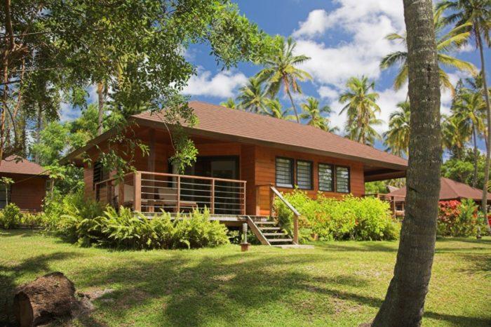 Ouré Tera Beach Resort 4* <br/> <span style='font-size:20px;'>Nouvelle-Calédonie - Île des Pins</span>