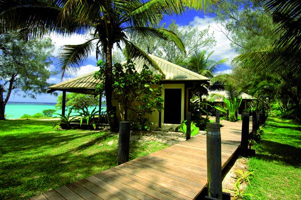 Hôtel Drehu Village 3* <br/> <span style='font-size:20px;'>Nouvelle-Calédonie - Lifou </span>