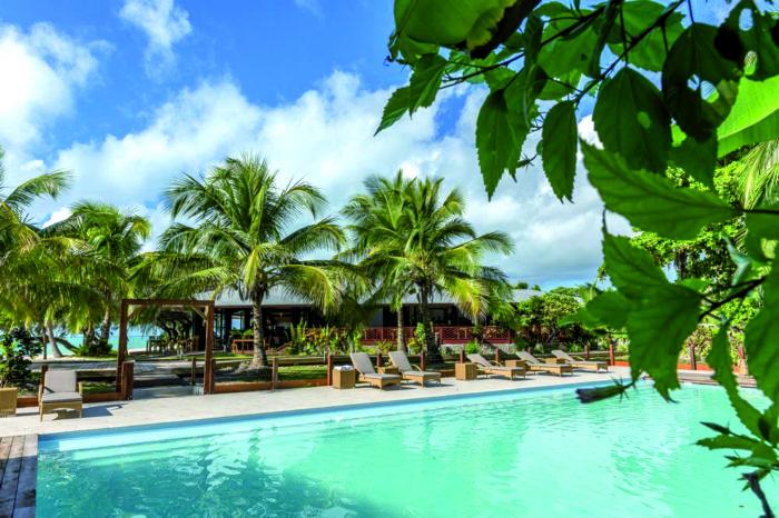 Hôtel Paradis D'ouvéa 4* <br/> <span style='font-size:20px;'>Nouvelle-Calédonie - Ouvéa</span>