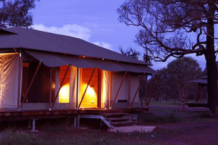 Wildman Wilderness Lodge 4* <br/> <span style='font-size:20px;'>Australie - Centre Rouge - Top End </span>