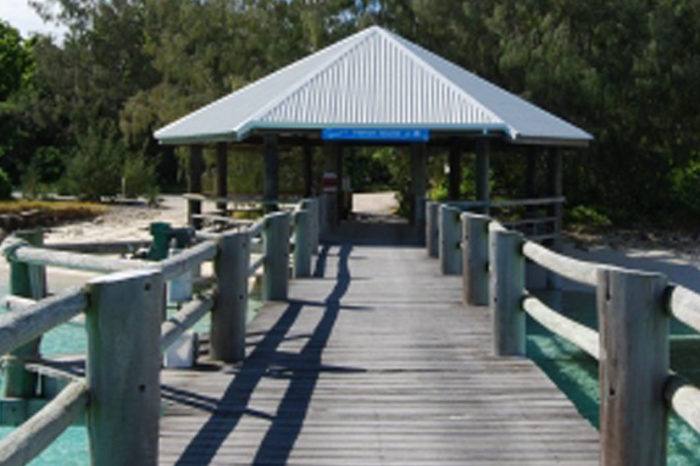 Heron Island Resort 4* <br/> <span style='font-size:20px;'>Australie - Grande Barrière de Corail</span>