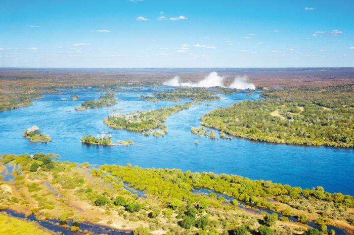 Couleurs du Botswana <br/> <span style='font-size:20px;'>Botswana</span>