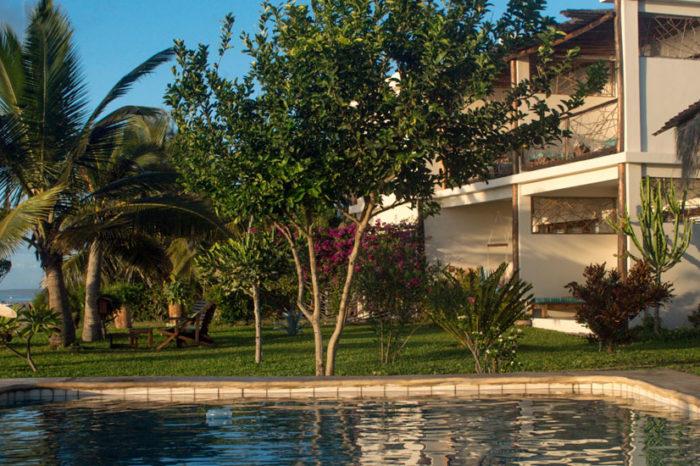 Casa Babi 3* <br/> <span style='font-size:20px;'>Mozambique</span>