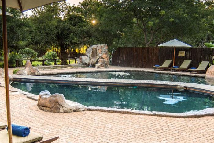 Shiduli Private Game Lodge 3* Sup <br/> <span style='font-size:20px;'>Afrique du Sud</span>