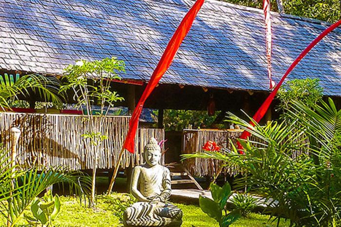 Wapa Lodge <br/> <span style='font-size:20px;'>Guyane </span>