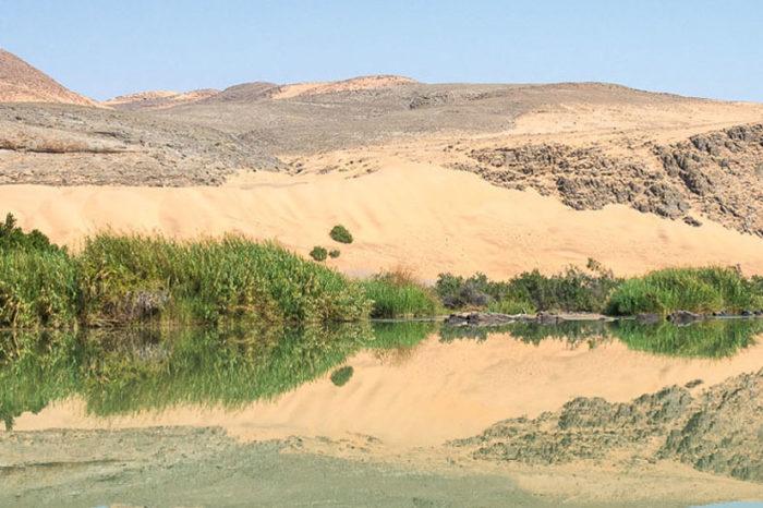 Serra Cafema 5* Sup <br/> <span style='font-size:20px;'>Namibie</span>