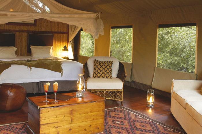 Thakadu River Camp 4* <br/> <span style='font-size:20px;'>Afrique du Sud</span>
