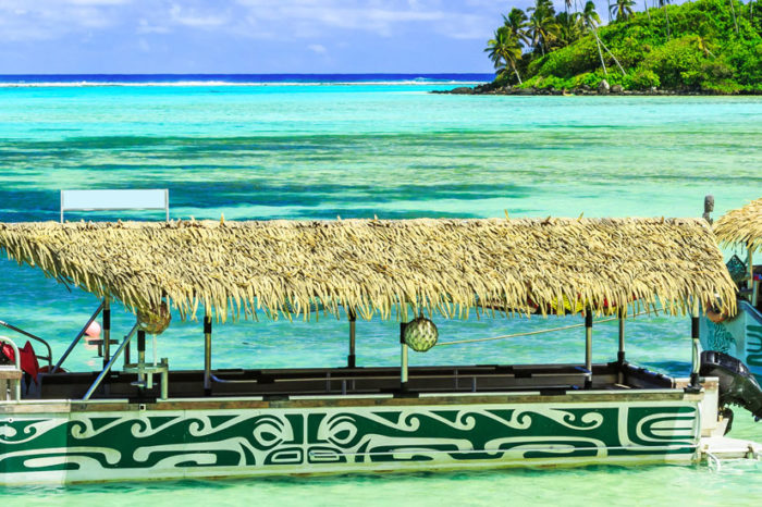 Manuia Beach Resort 3* <br/> <span style='font-size:20px;'>Îles Cook</span>