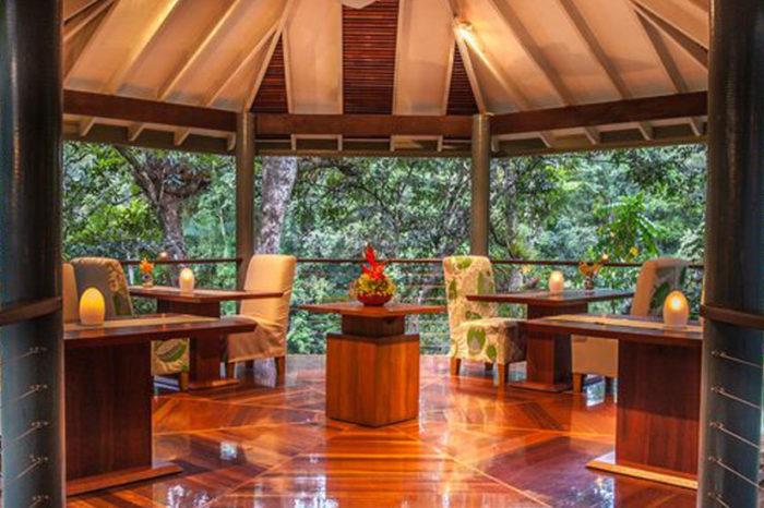 Silky Oaks Lodge 5* <br/> <span style='font-size:20px;'>Australie - Parc National de Daintree </span>
