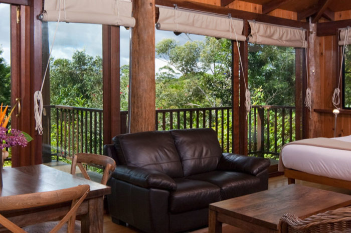 Rose Gum Wilderness Retreat <br/> <span style='font-size:20px;'>Australie - Atherton Tablelands </span>