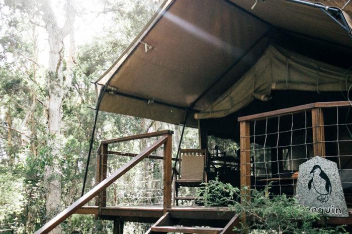 Paperbark Camp 4* <br/> <span style='font-size:20px;'>Australie - Région Sud - Jervis Bay </span>