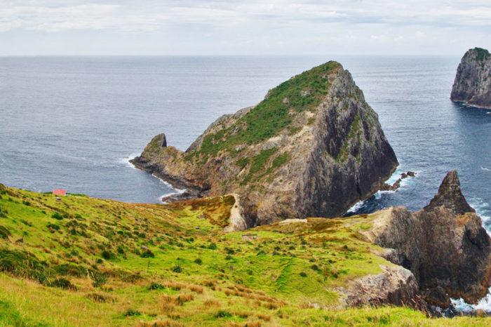 Croisière Hole in the Rock <br/> <span style='font-size:20px;'>Nouvelle-Zélande - Île du nord </span>