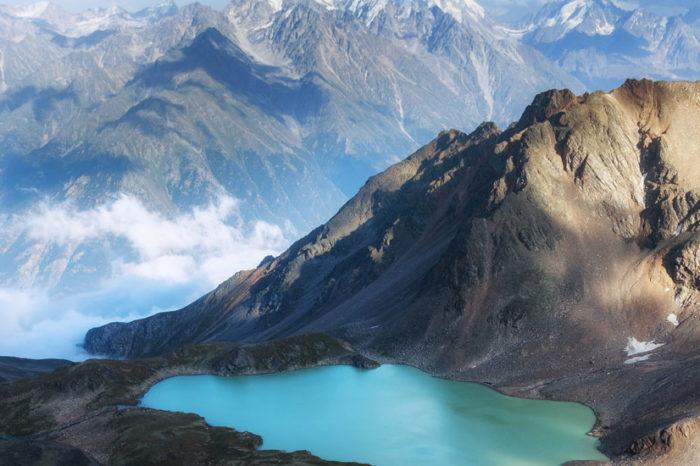 Survol des 3 volcans du Parc de Tongariro <br/> <span style='font-size:20px;'>Nouvelle-Zélande - Île du nord </span>